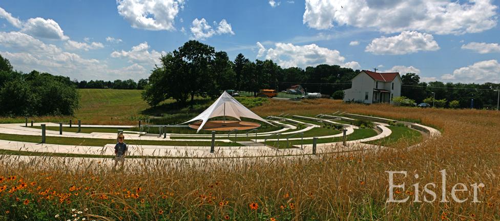 Amphitheater at Eden Hall